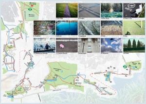 Bill Mudge's Wandling Map